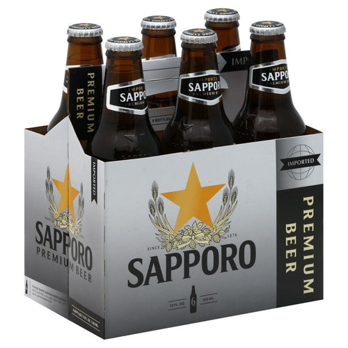 Sapporo Six Pack