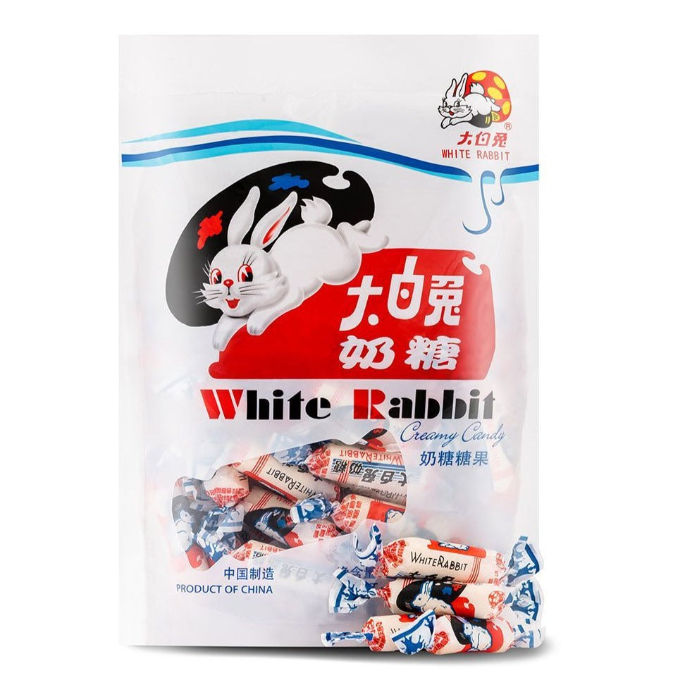 Caramelo White Rabbit (108g ó 180g)