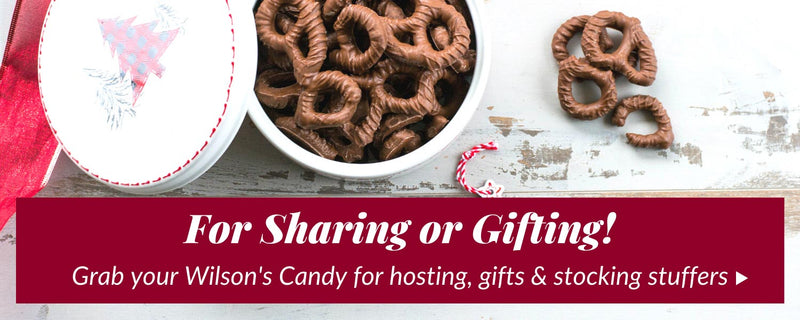 Wilson Candy Holiday Gifts