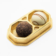 Wilson Candy Assorted Truffles - 2 Piece Box