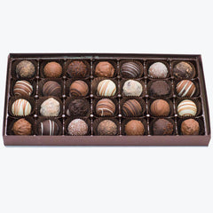 Wilson Candy Assorted Truffles - 28 Piece Box