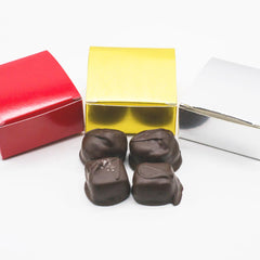 Wilson Candy Assorted Boxed Chocolates - Dark Chocolate Only - 4 Piece