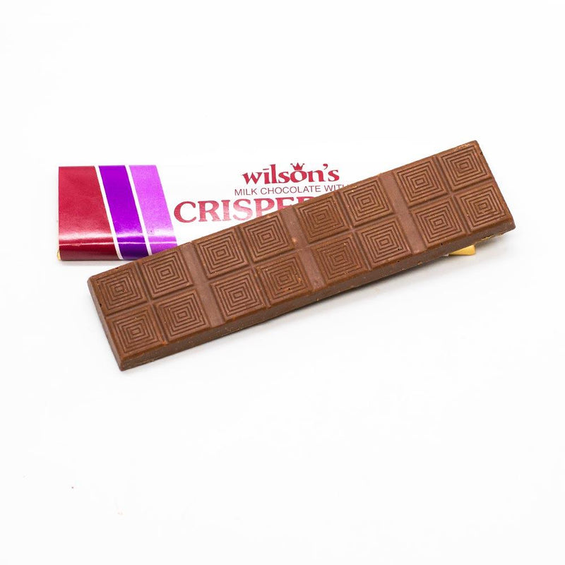 Wilson Candy Crisped Rice Flat Bar