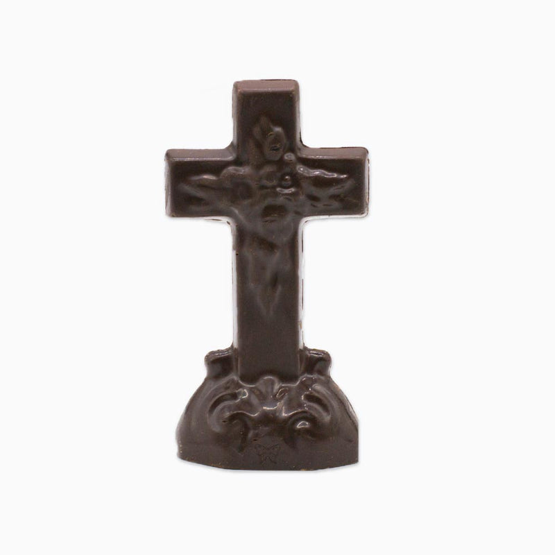Wilson Candy Dark Chocolate Cross - Christmas, Easter, First Communions