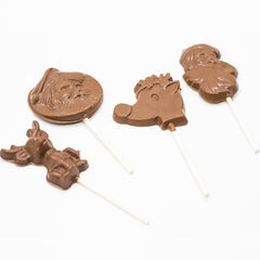 Milk Chocolate Reindeer Pop