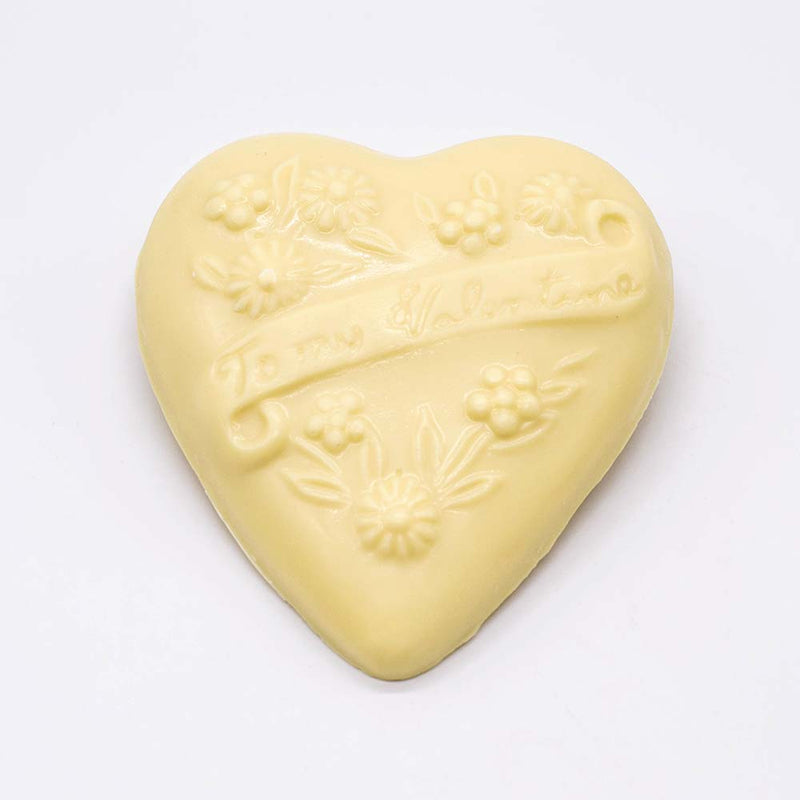 Ivory Chocolate To My Valentine Mold - Wilson Candy