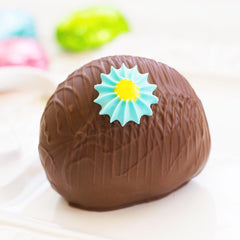 Wilson Candy Solid Milk Chocolate Nut Egg