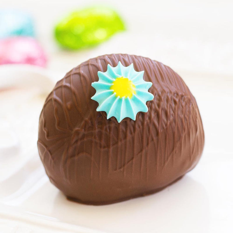 Wilson Candy Milk Chocolate Maple Nut Egg - 8oz and 16oz