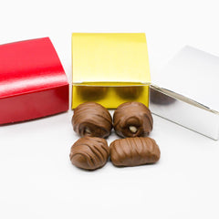 Wilson Candy Assorted Boxed Chocolates - Milk Chocolate Only - 4 Piece