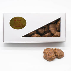 Wilson Candy Sugar Free Milk Chocolate Cocoanut Clusters