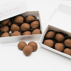 Wilson Candy Milk Chocolate Covered Strawberries