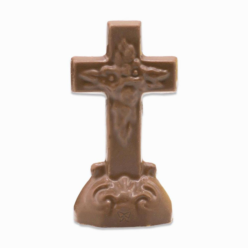 Wilson Candy Milk Chocolate Cross Mold - Easter, Christmas, First Communion