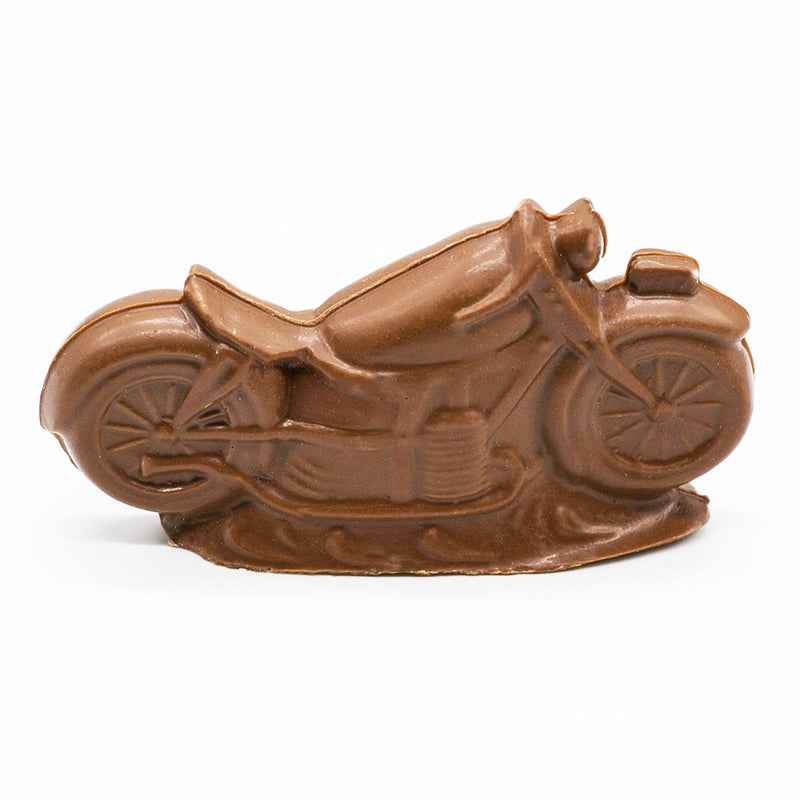 Wilson Candy Milk Chocolate Motorcycle