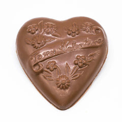 Milk Chocolate To My Valentine Mold - Wilson Candy