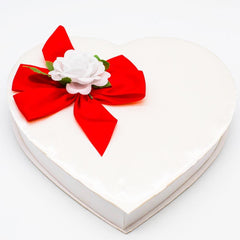 Valentine's 16oz. Milk Chocolate Variety Heart Box - Wilson Candy