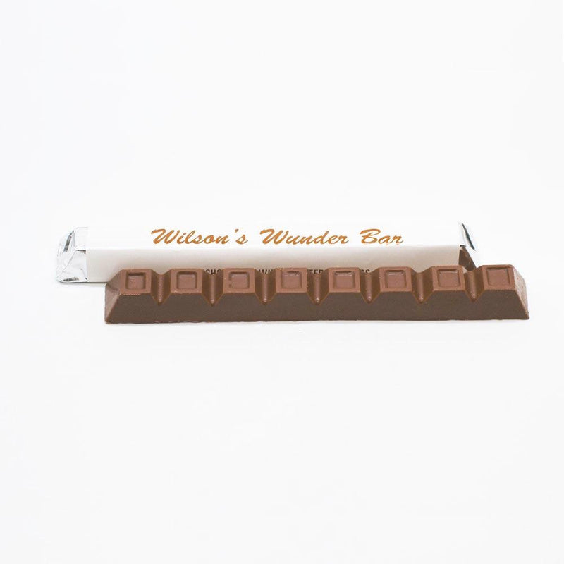 Wilson Candy Milk Chocolate Almond Wunder Bar