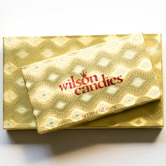 Wilson Candy Ivory Chocolate Covered Cordial Cherries - 8oz Box