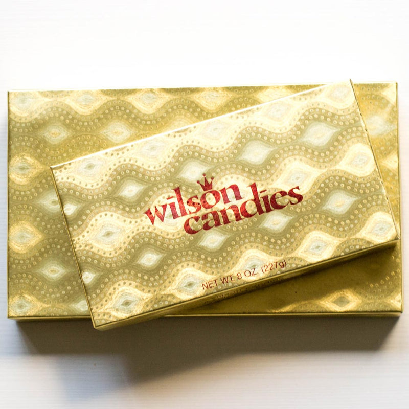 Wilson Candy Mixed Chocolate Covered Soft Centers Deluxe Variety Box