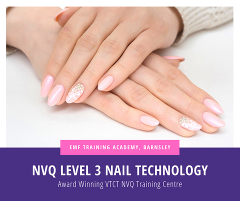 VTCT NVQ Level 3 Diploma In Nail Technology