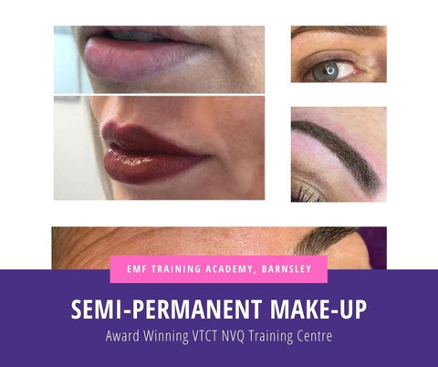 Semi-Permanent Make-Up Course