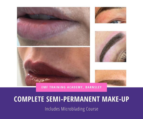 Complete Semi-Permanent Make-Up Course