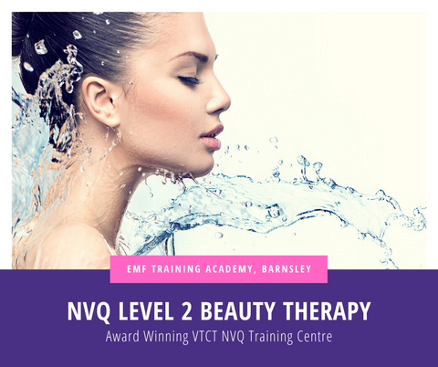 VTCT Level 2 NVQ Diploma In Beauty Therapy Course