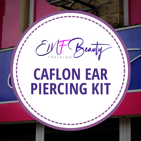 Caflon Ear Piercing Course - Kit