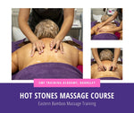 Hot Rocks Stone Therapy Course