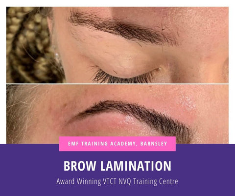 Brow Lamination Course