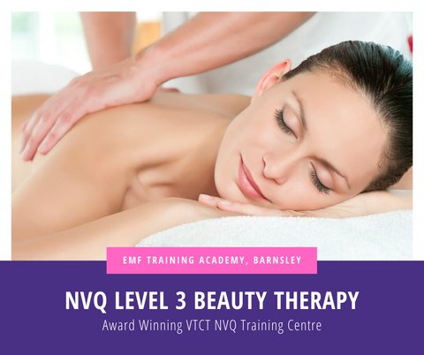 VTCT Level 3 NVQ Diploma In Beauty Therapy Course