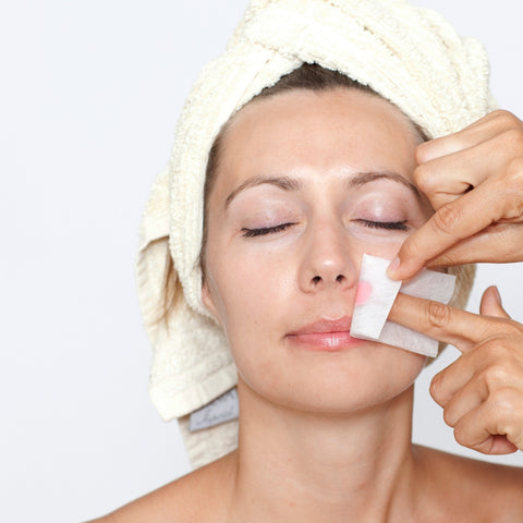 Facial Waxing Course