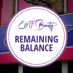 Weekend / Party Lashes Course - Remaining Balance