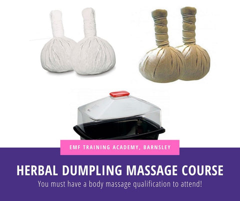 Herbal Dumpling Massage Course