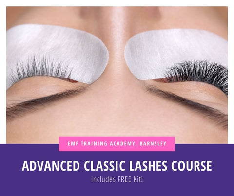 Advanced Classic Lash Course