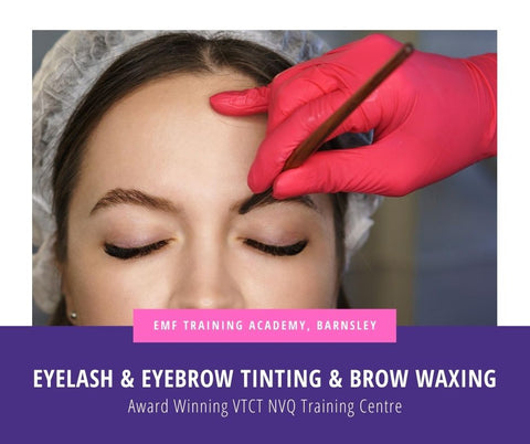 Eyelash & Eyebrow Tinting & Brow Waxing