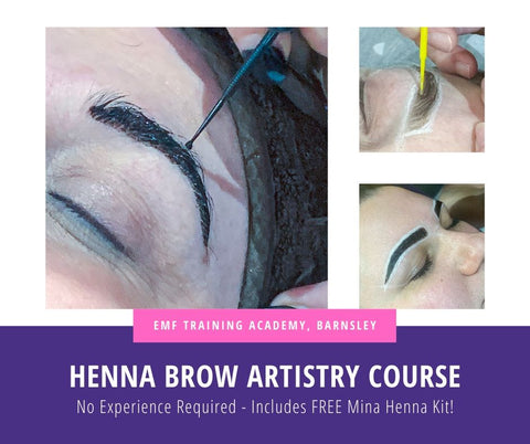Henna Brow Artistry Course