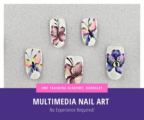 Multimedia Nail Art Course