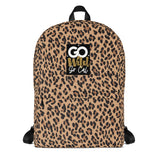 GO Wild Classic Leopard Backpack