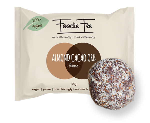 Almond Cacao Orb