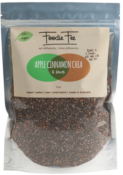 Apple Cinnamon Chia
