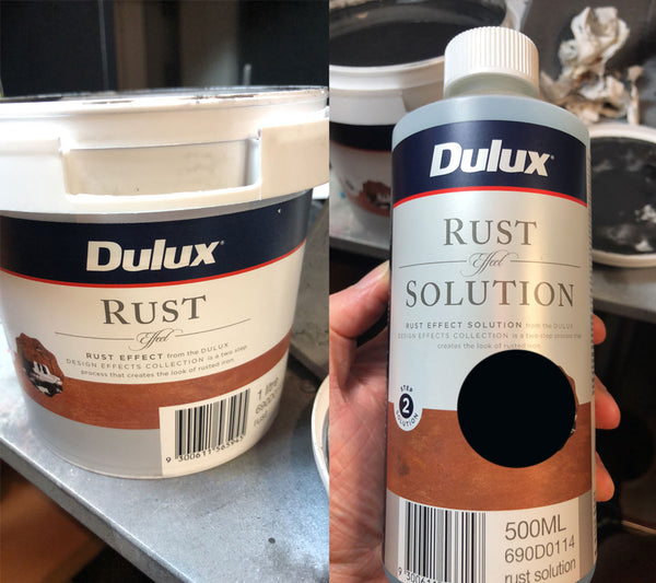 Rust Effects Paint