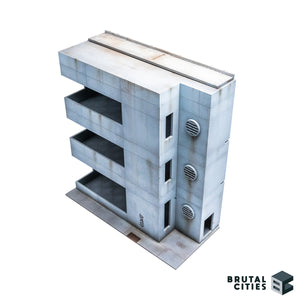 Vantann office building bundle