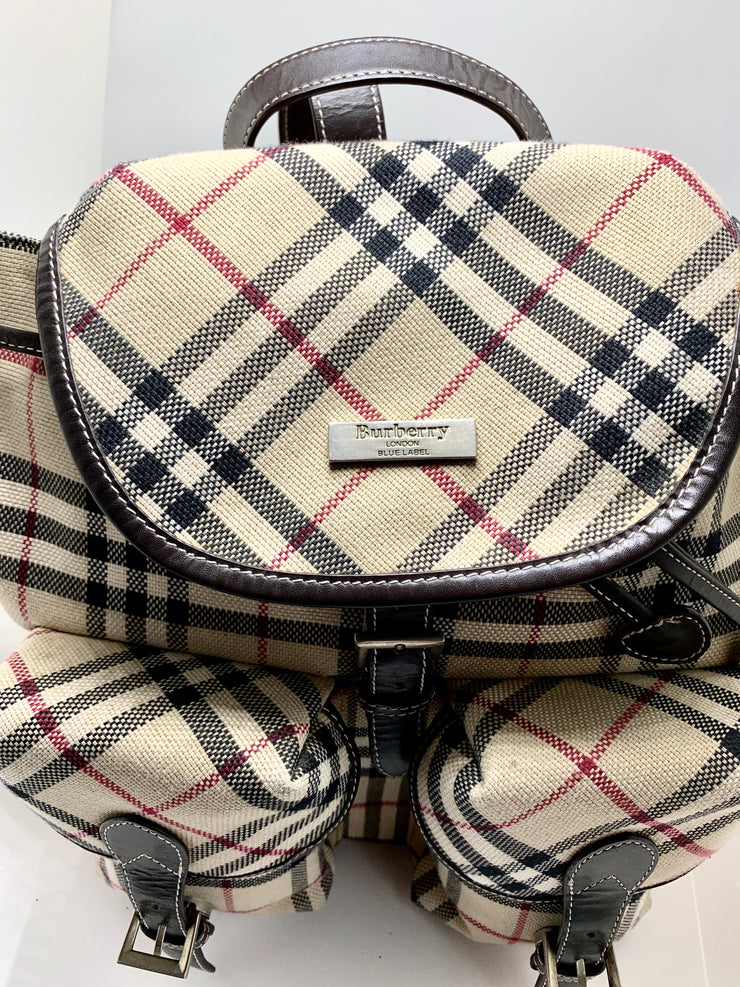 Burberry BackPack 🐝 - Deluxe Bag Life DeluxeBagLife Designer Brand Bags