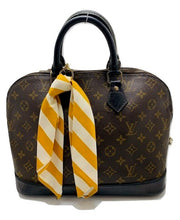 Louis Vuitton Alma Brown