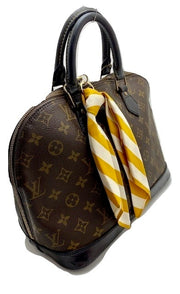 Louis Vuitton Alma Brown - Deluxe Bag Life DeluxeBagLife Designer Brand Bags