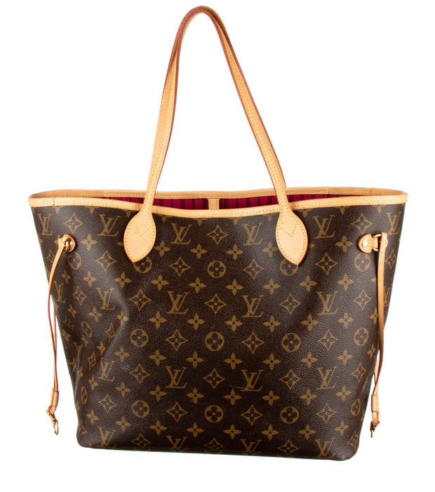 Louis Vuitton Neverfull MM😽 - Deluxe Bag Life DeluxeBagLife Designer Brand Bags