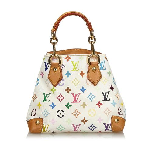 Louis Vuitton Multicolor Audra - Deluxe Bag Life