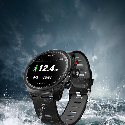 Large screen and battery watch with APP on playstore at 80% off Season End Sale Good bass, 8 Hour battery