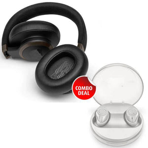 Over Ear Extra bass - 12 Hour Battery Siri Google Assistant Ggp- On Limited Time Sale - Last Few Left Hslop