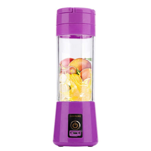 Purple powerful portable blender (2-3Day delivery, Easy Returns